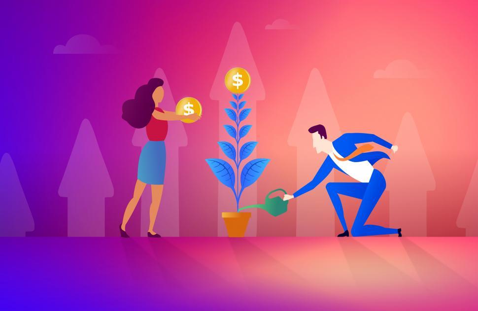 To måter å bruke forbrukslånet på: Investering og konsum